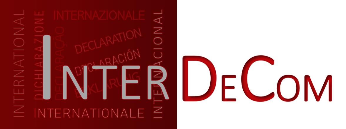 Logo officiel - INTERDECOM